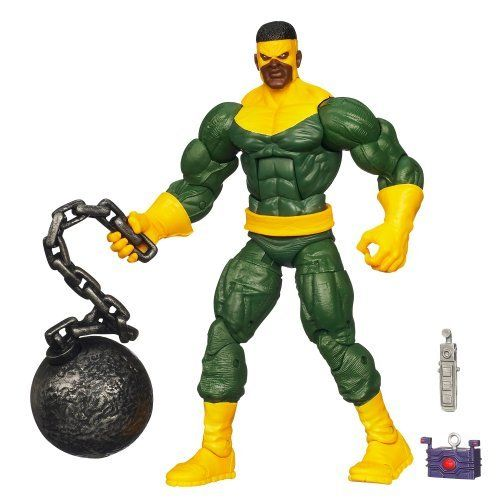 Marvel Classic Legends 6 inch Figure, Wrecking Crew by Hasbro. $23.99. From the Manufacturer                Arnim Zola is a supervillain who constructed his own body so he could carry out his evil plans. Now you can build your own Arnim Zola figure, with the parts that come with these cool Marvel Legends figures. When you get this menacing Marvel's Wrecking Crew figure, you also get the head and control rod for your Arnim Zola figure. Collect all 6 parts (other fi...