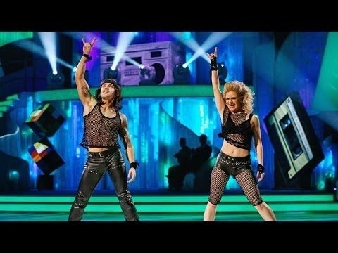 ▶ Ray Quinn - Dancing on Ice 2014 - week 6 (Tribute to 1984)