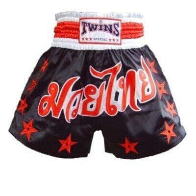 Mens Tiger Muay Thai Sanda Boxing Trunks Cheap MMA Shorts Hayabusa Fightwear MMA Kick Boxing Fight Trunks S-XXL Black White Red
