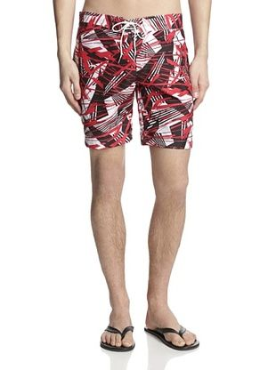 76% OFF American Stitch Men's Long Boardshorts (Paisley)