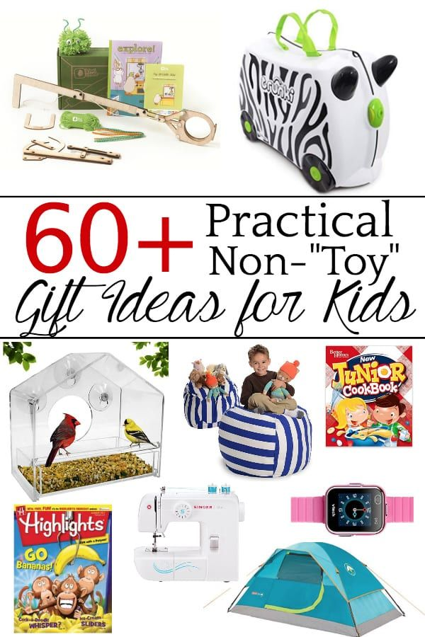 60 Gift Ideas For Kids That Aren T Toys Gifts Juegos Ciencia