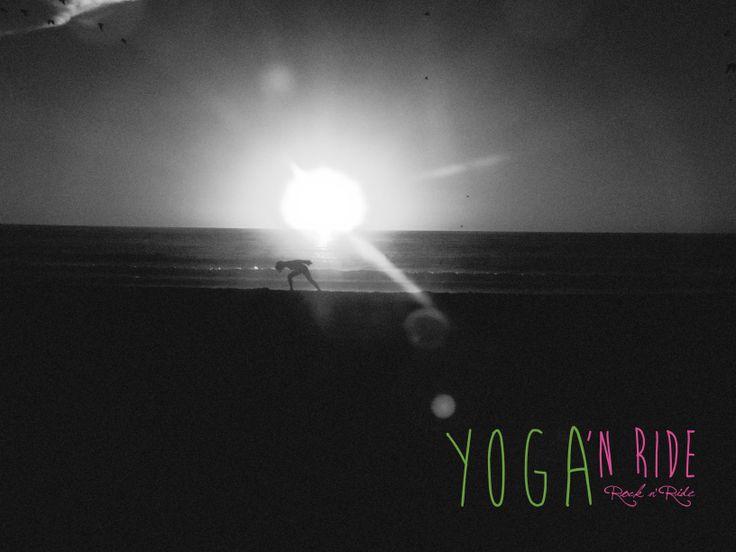Otherwise sunset @ Hermosa beach  California  www.yoganride.blogspot.com
