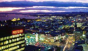 A summer night in Oslo, Norway - Photo: Nancy Bundt/VisitOslo