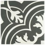 Merola Tile Faenza Azul 13 in. x 13 in. Ceramic Floor and Wall Tile (12.2 sq. ft. / case)-FPEFAEA at The Home Depot