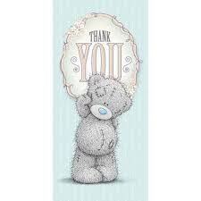 Image result for tatty teddy thank you for coming