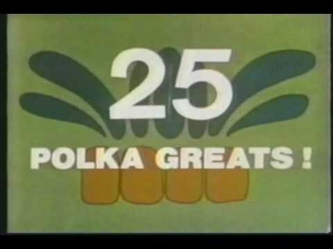 "(1970) K-Tel Records Presents ""25 Polka Greats!"" Commercial - YouTube"