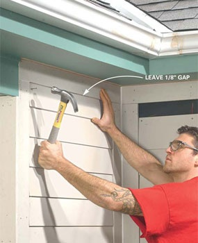 How To Install Fiber Cement Siding Home Decor Fiber