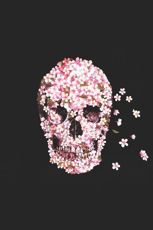 25 best ideas about skull wallpaper iphone on pinterest
