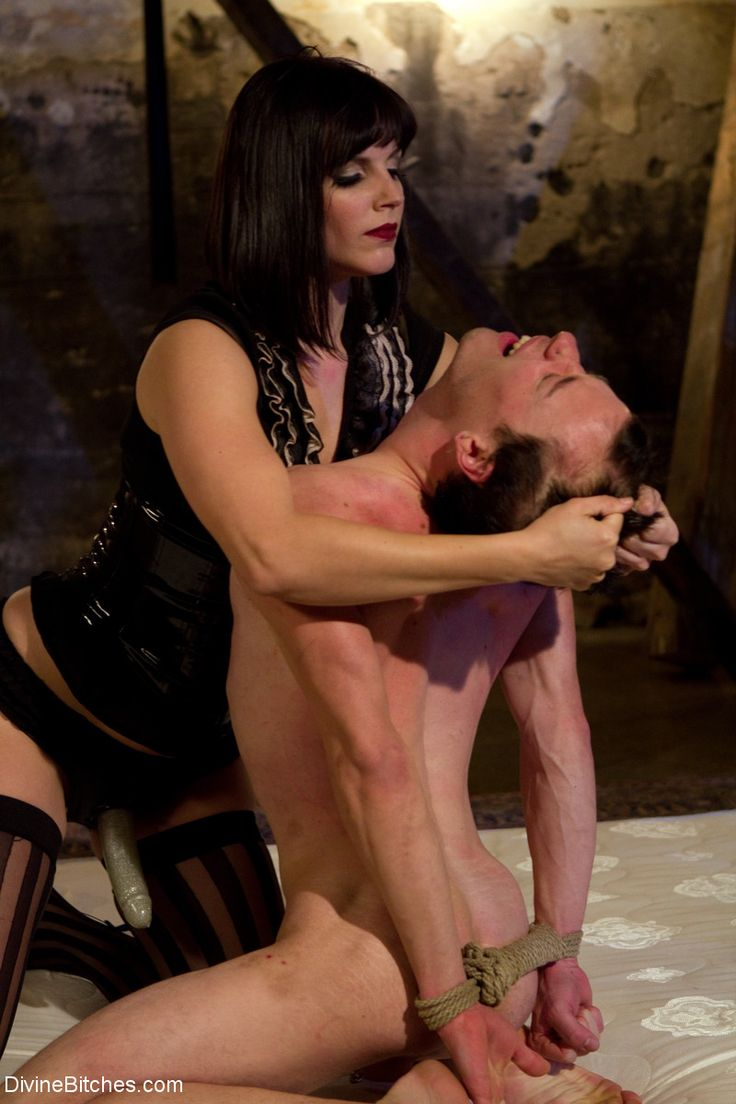 how to be a male dominatrix