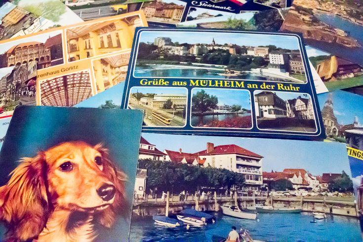 Lasst uns wieder mehr Postkarten schreiben! – Mein persönlicher Timetunnel und ein Aufruf zum Postkarten-Revival