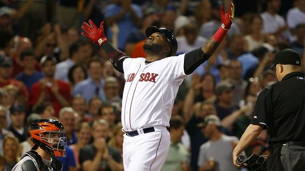 #MLB: David Ortiz conectó el jonrón 23 llega a 75 RBIs y sigue acercándose a Foxx y Wagner