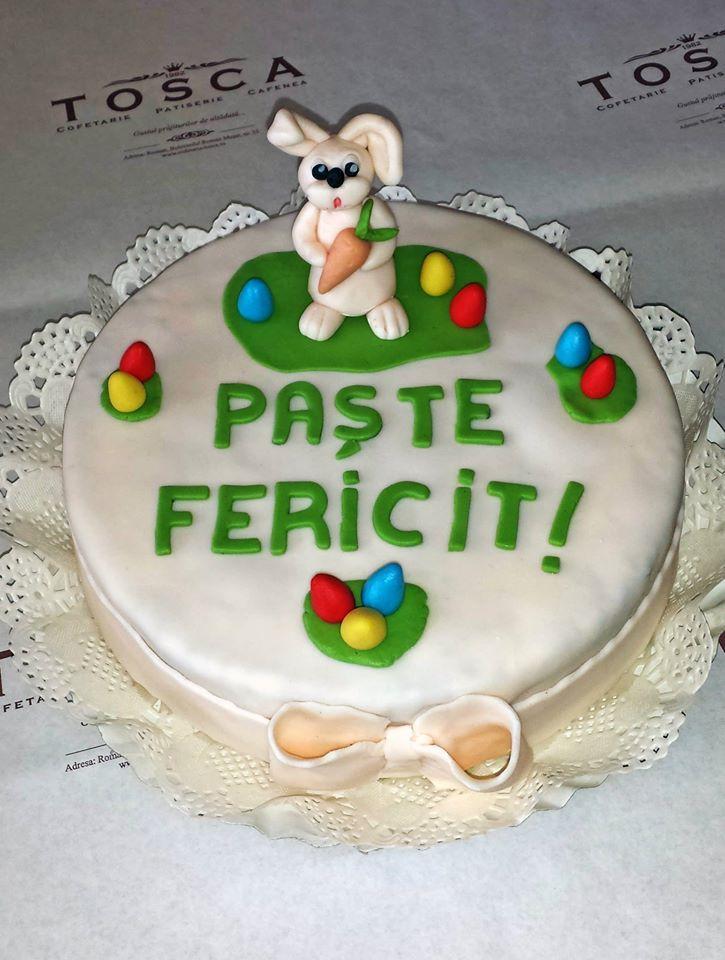 Tort tematic - Paste