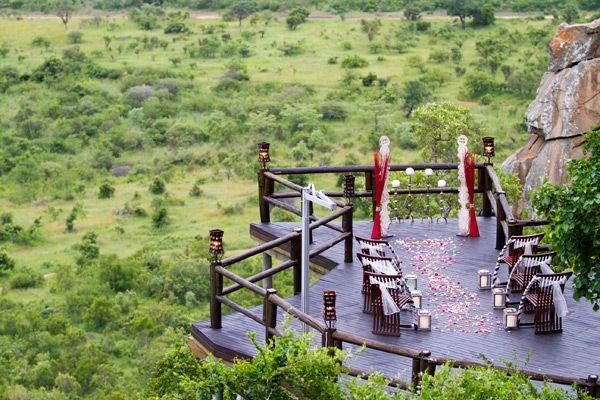 Wild weddings at Ulusaba #Africa #VirginLimitedEdition