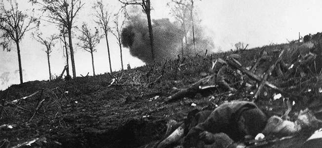 Image result for second battle of ypres