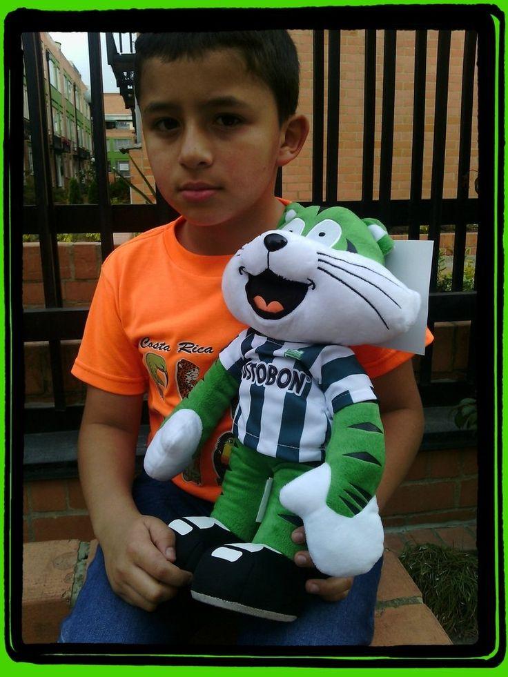 Mascota Oficial Nacho - Comprar en Tienda Tribuna Verde