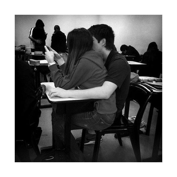 Tumblr ❤ liked on Polyvore featuring couples, pictures, black and white, cute couples and tumblr