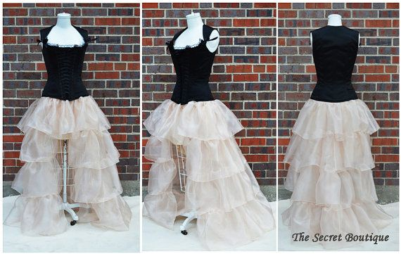 Masquerade Dress-Prom dress-corset by thesecretboutique on Etsy