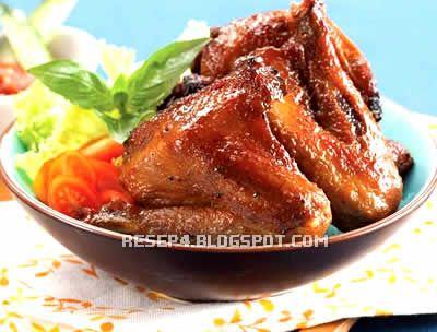 Resep Ayam Bakar Madu - http://resep4.blogspot.com/2013/07/resep-ayam-bakar-madu.html resep masakan indonesia