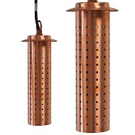 Starlight - 12v Hanging Light - Natural Copper (MR16)