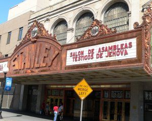 Stanley Theater-Jehovahs Witnesses, New Jersey