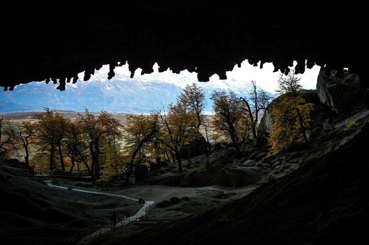 Cueva del Milodón. Chile