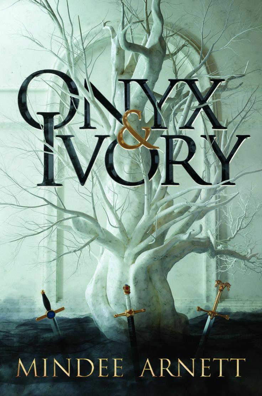#CoverReveal Onyx & Ivory by Mindee Arnett