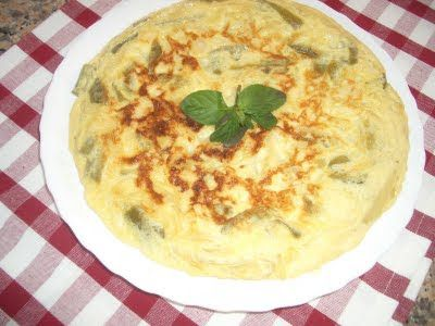 Hoy cocinamos......: Tortilla de bacalao