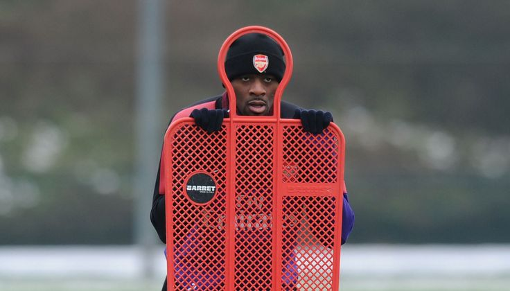 Abou Diaby released: Watch all of his ultimate Arsenal moments