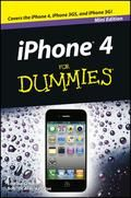 iPhone 4 For Dummies Mini Edition