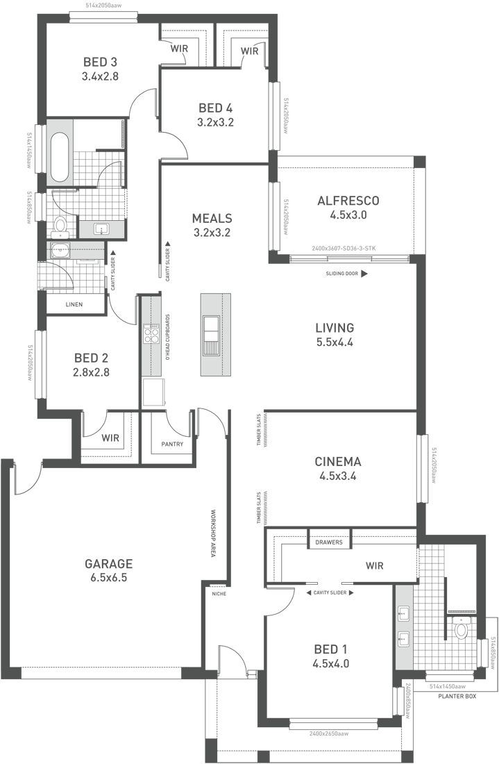 72 best our floorplans images on pinterest design design home