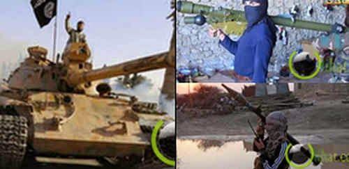 15 Alat Perang Berbahaya andalan ISIS
