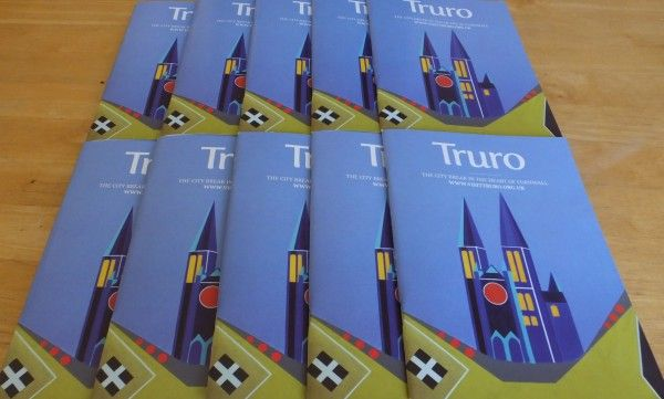 A post from Cornwall based British Modern Artist Chris Billington with his Truro Cathedral painting 'Three Spires Under Blue Skies' an on the 'Sign a slate' appeal for new roof at Truro Cathedral.