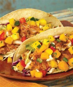 Quick and Easy Fish Taco Recipe  With this recipe for fish tacos, you will believe that fish and tacos are a match made in heaven. This fish taco...