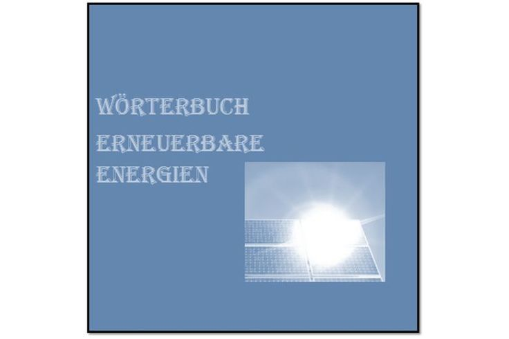 german-english dictionary renewable energy