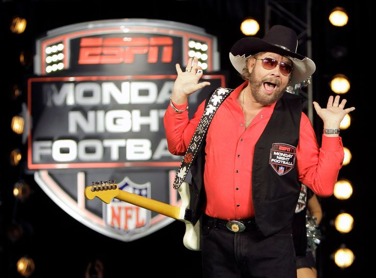 """Hank Williams Jr. is Taking Back """"Monday Night Football"""" - The Grueling Truth"""