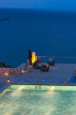EMELISSE HOTEL, KEFALONIA. Beautiful and tranquil