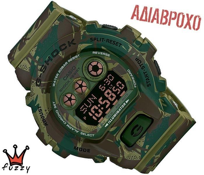 Ρολόι ανδρικό Casio G-SHOCK (GD-X6900MC-3ER)