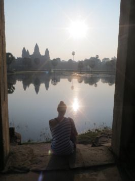 Travel with Lamb | …my tales from abroad. Brace yourself. www.travelwithlamb.com Cambodia, Angkor Wat