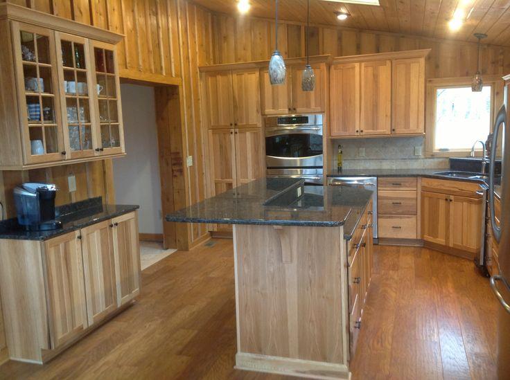 Kraftmaid honey spice cabinets honeyhome ideasspice cabinets1microwave carpetmicrowave ovenworld of interiorsrug