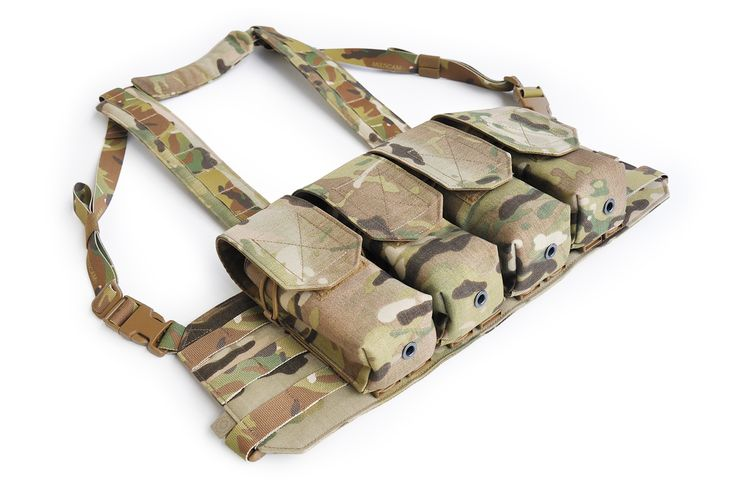 Momentum Chest Rig in #MultiCam