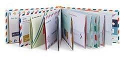 Letter book - a collaborative idea for school children