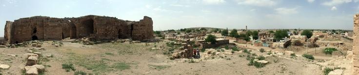 Harran Kalesi - Harran Castle