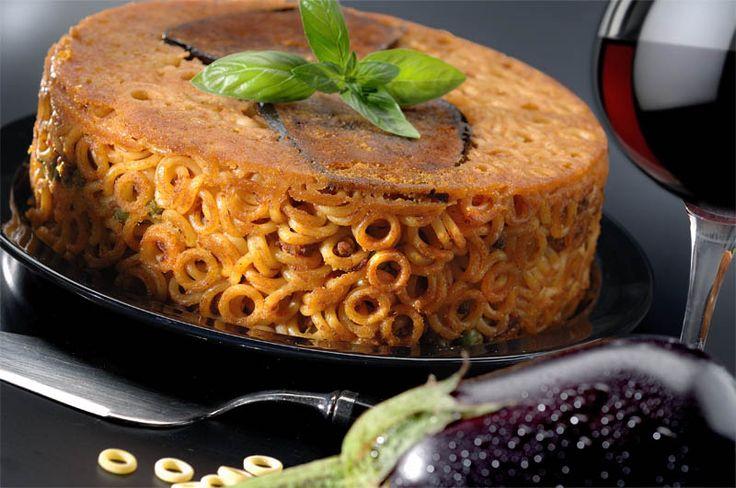 cibo siciliano   ... di anelletti siciliani al picchio pacchio!!!!   50 sfumature di cibo
