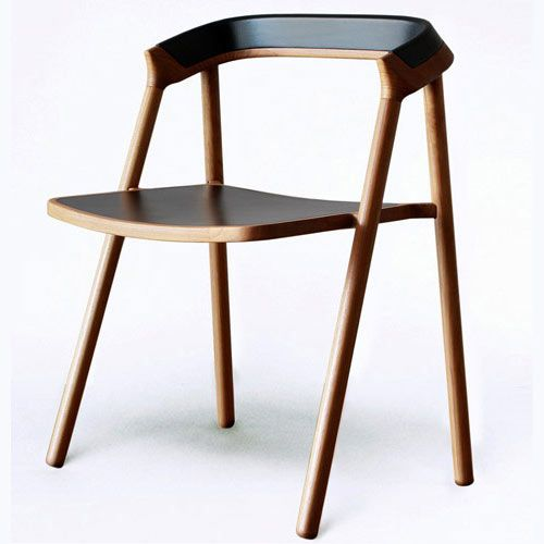 Coen chair. Designed by Michael Young (Hong Kong) for Accupunto in 2008.