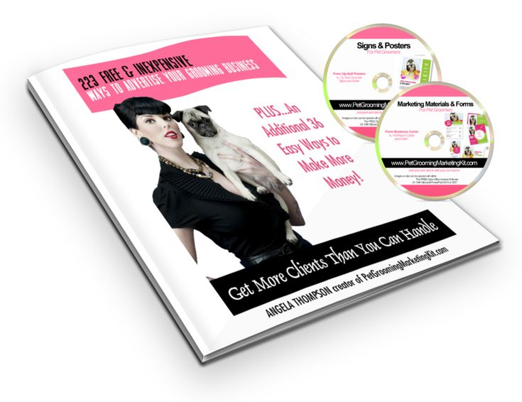70 Easy To Edit Dog Grooming Business Templates Plus 2