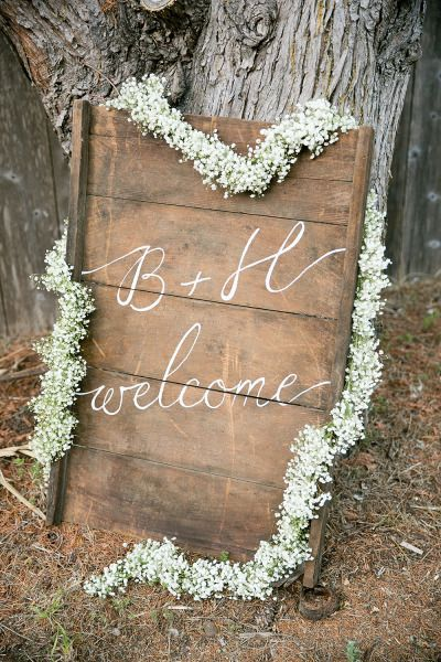 ways to use babys breath garland                                                                                                                                                                                 More