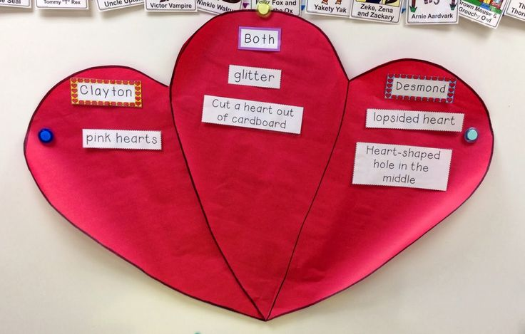 1st Grade Valentines Day Arts And Crafts