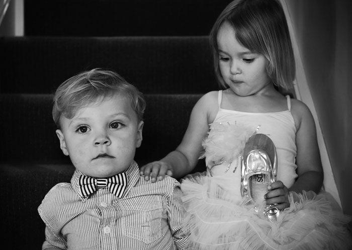 Little wedding helpers, flower girl + page boy #cuteness #cherubs #flowergirl #pageboy #littlehelpers PC: Akila Berjaoui + Mim Connell