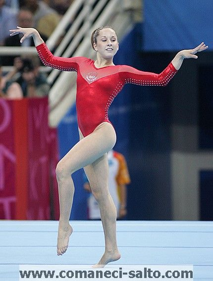 Carly Patterson Floor - 2004 Athens Summer Olympics