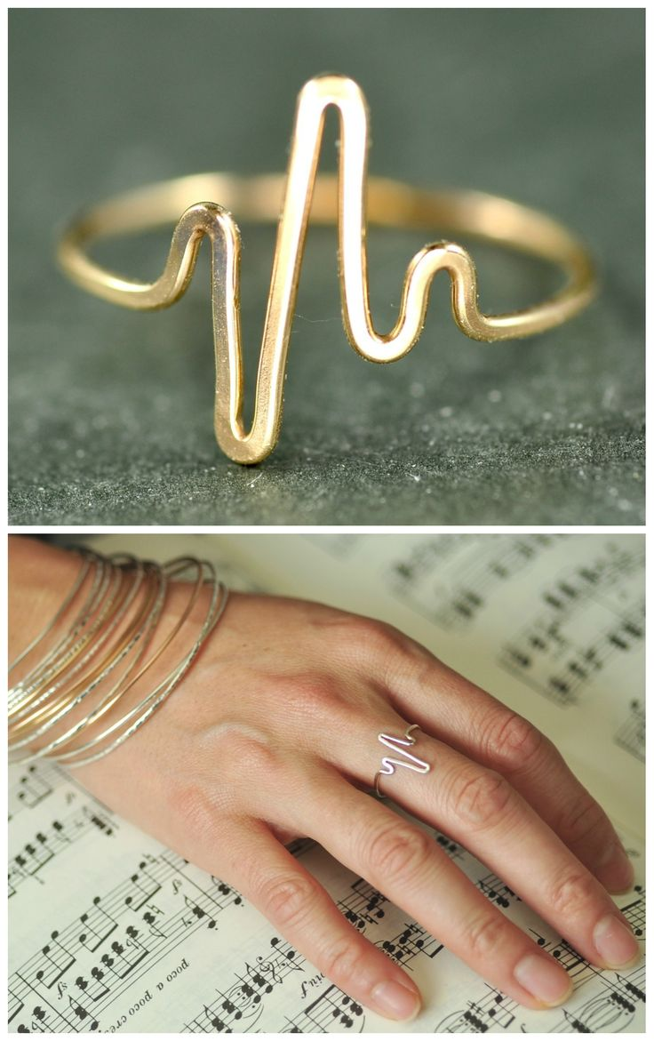 this heartbeat ring symbolizes of the preciousness of life and passion